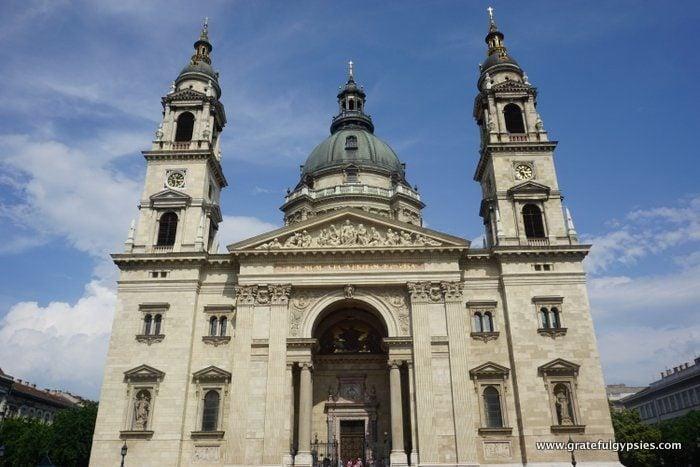 Budapest Saint Stephens