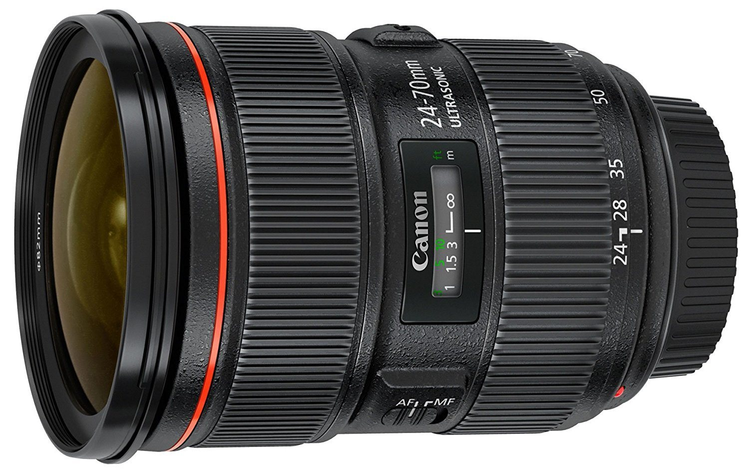 canon 24-70mm f/2.8 travel lens