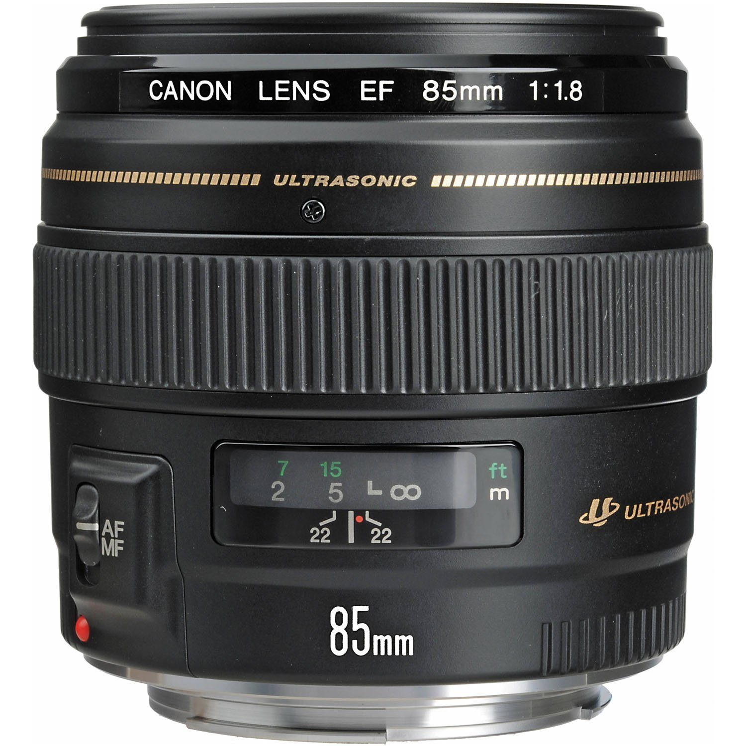 canon 85mm f/1.8 travel lens