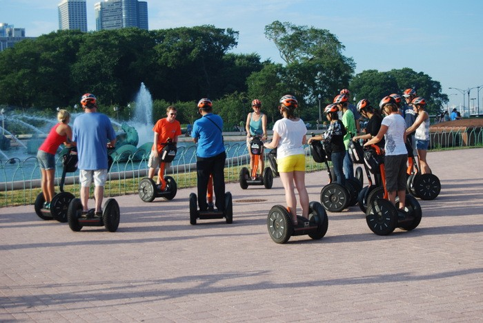 Chicago Segway