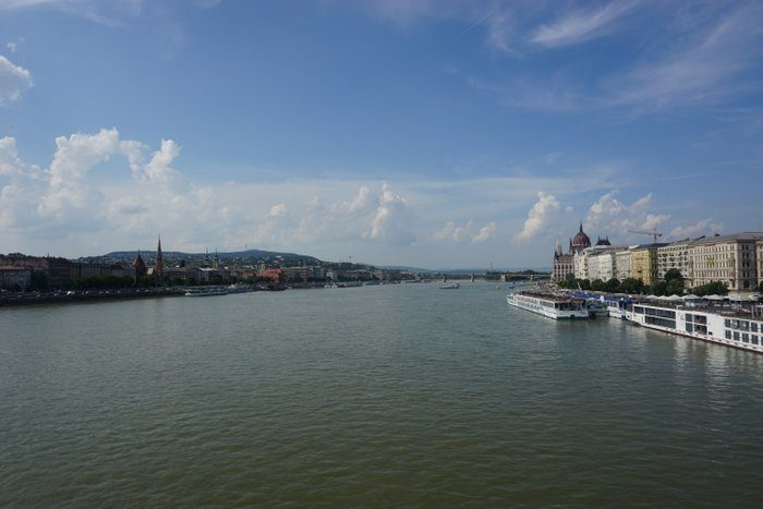 Danube River Budapest