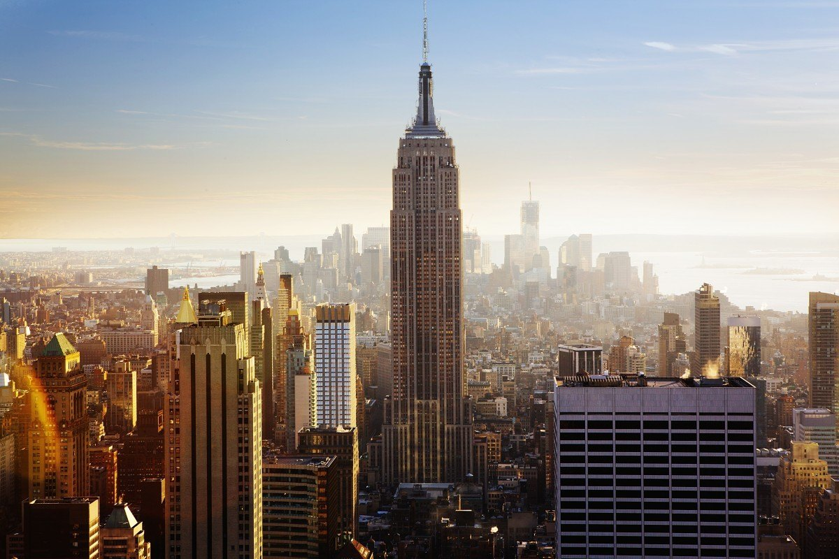 empire state building - top place to visit on the east coast usa