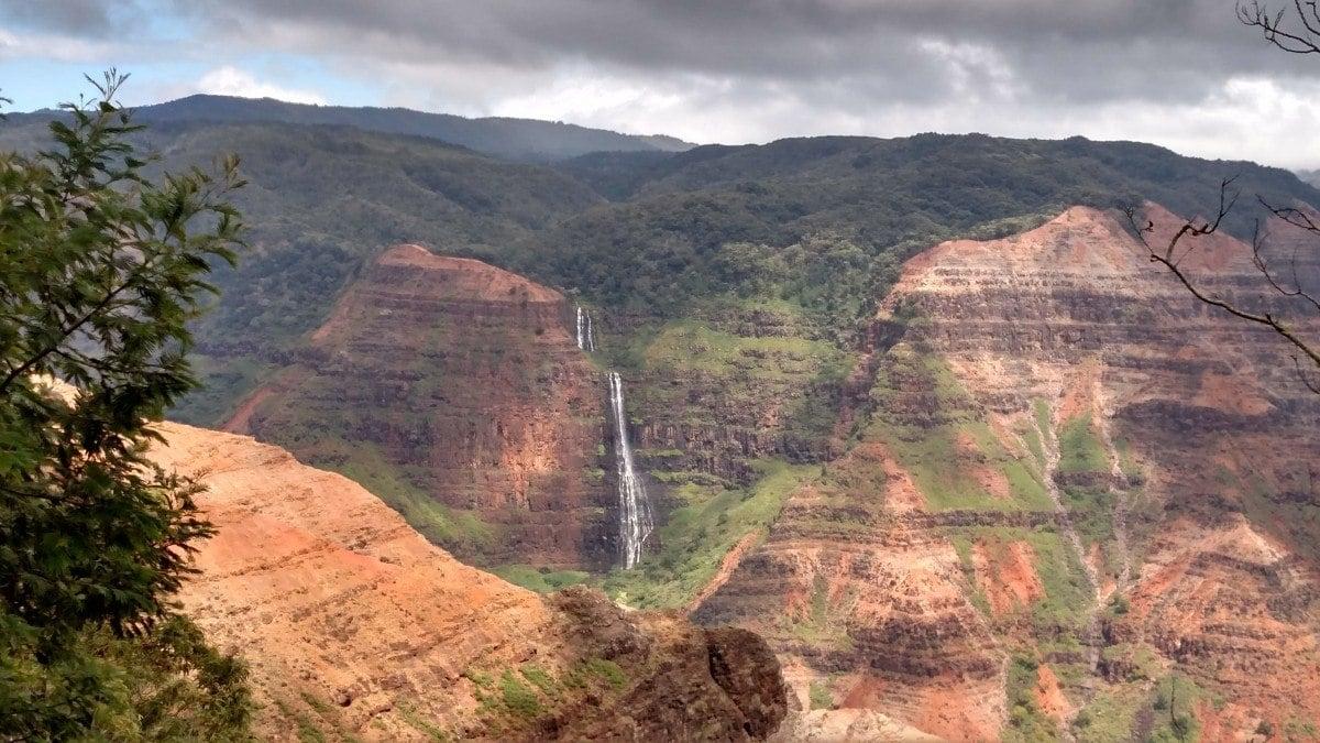 backpacking kauai