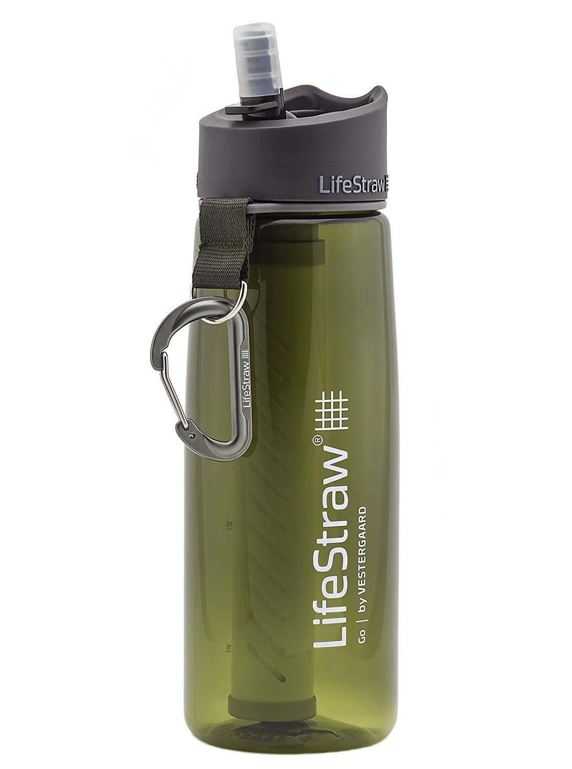 life straw filtered water bottle