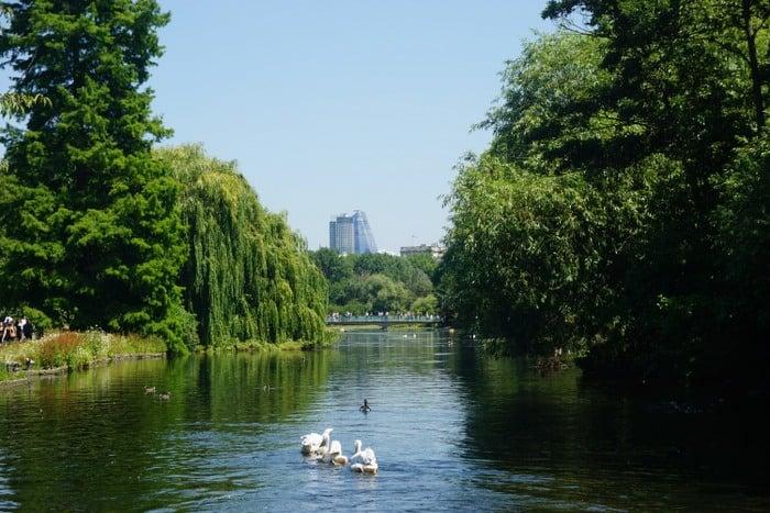 London St. James's Park