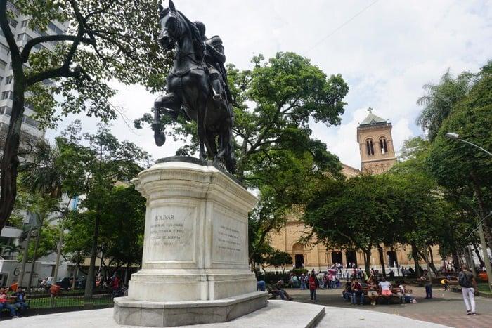 Medellin Parks