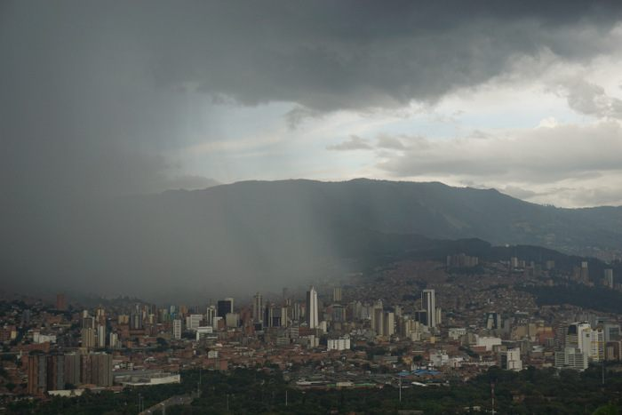 Medellin Weather