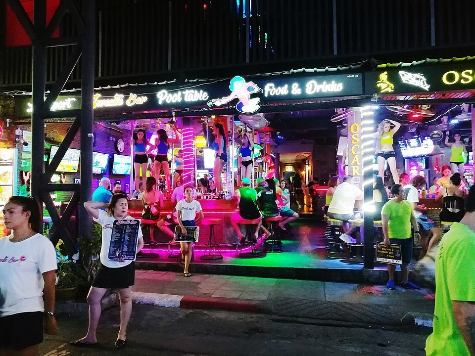 Patong - Where to stay in Phuket for nightlife