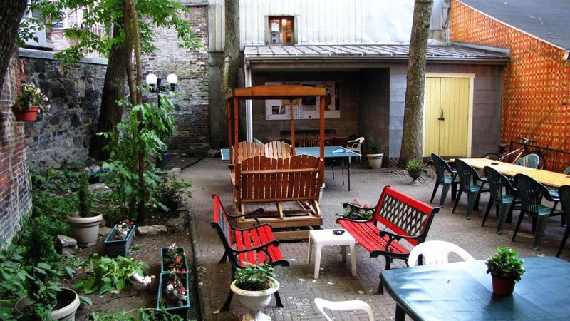 Abuerge de la Paix Quebec best hostels in Quebec