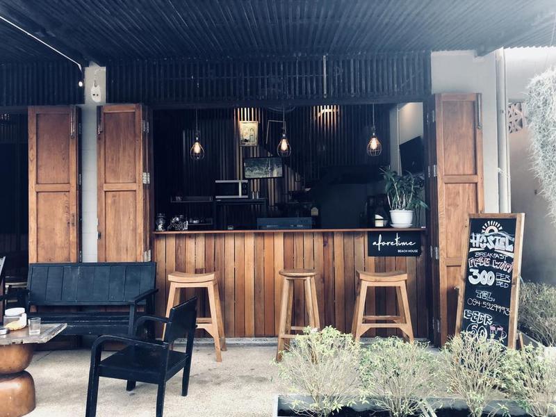 Aforetime Beach House best hostels in Koh Samui