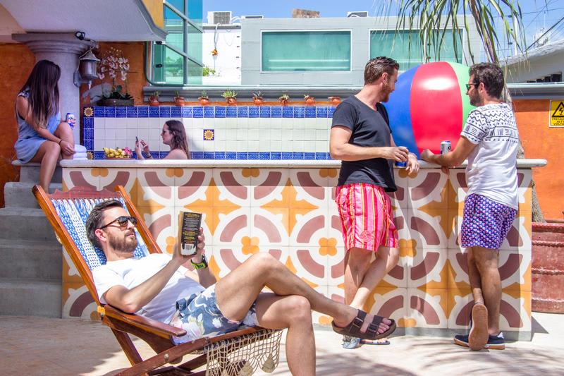 Agavero-Hostel best hostels in Cancun