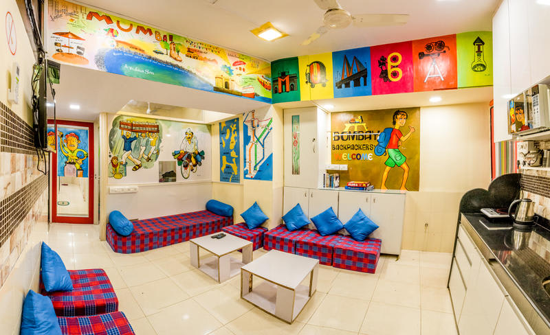 Airport Hostel By Bombay Backpackers best hostels in Mumbai