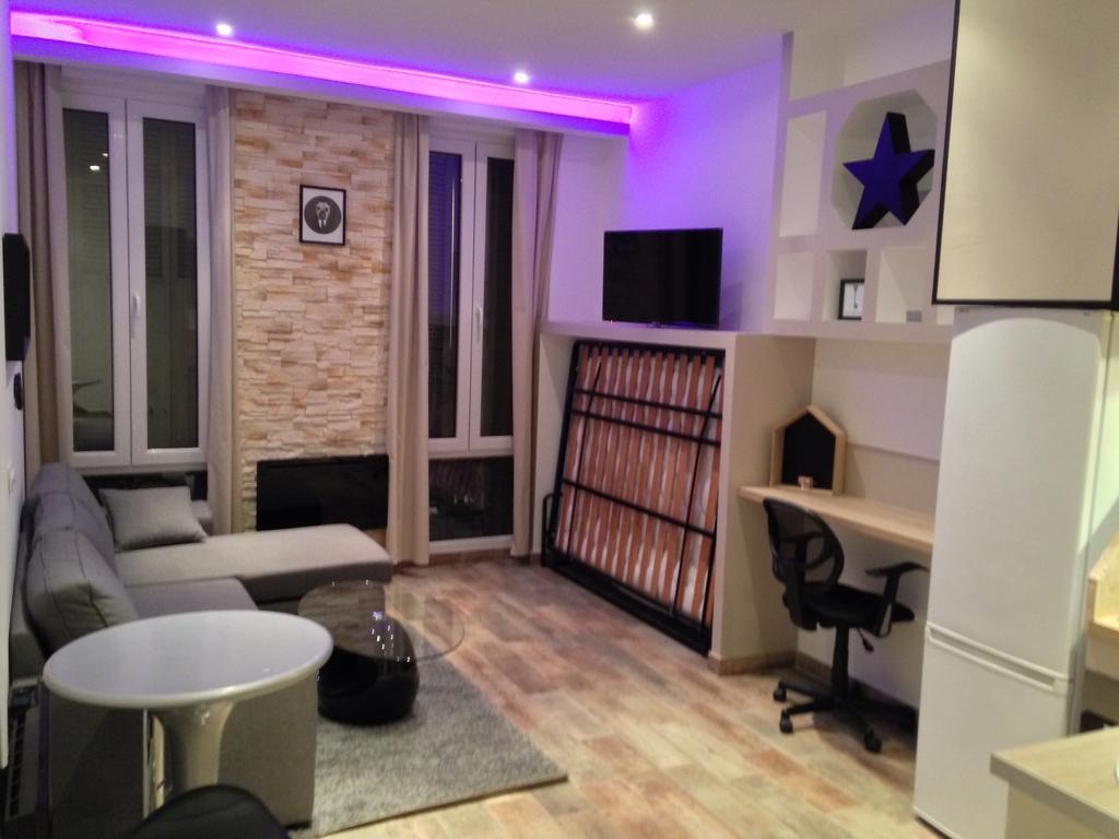 Appartements Rue Pisancon best hostels in Marseille