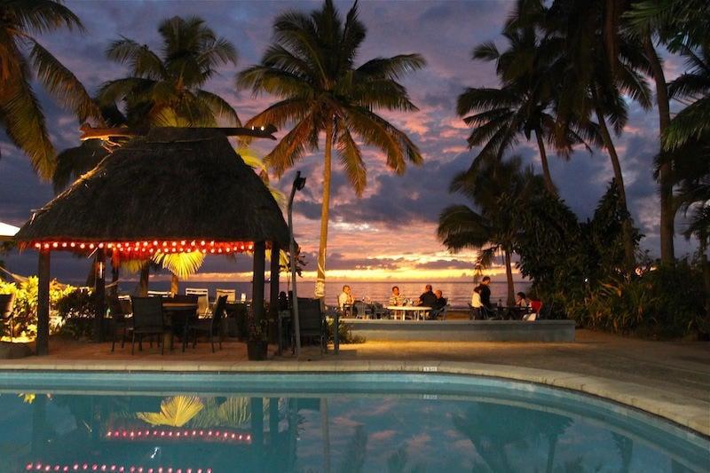 Aquarius On The Beach best hostels in Fiji