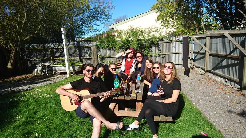 Around The World Backpackers best hostels in Christchurch