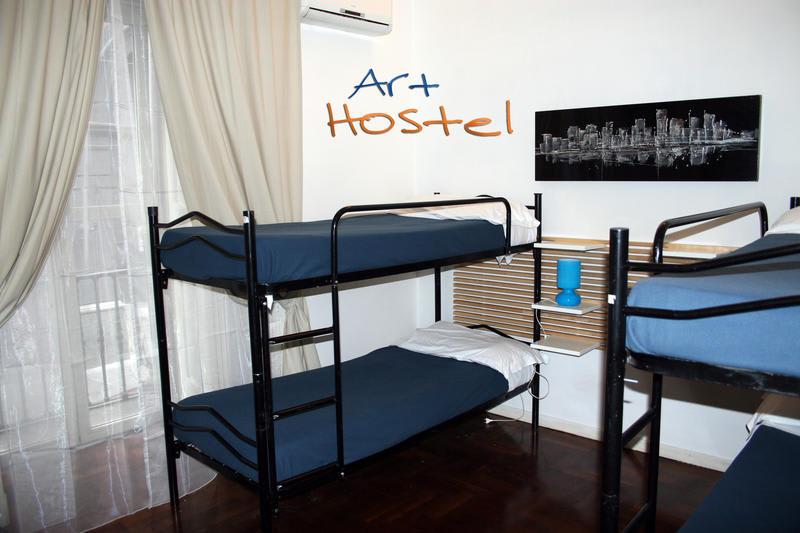 Art Hostel best hostels in Naples