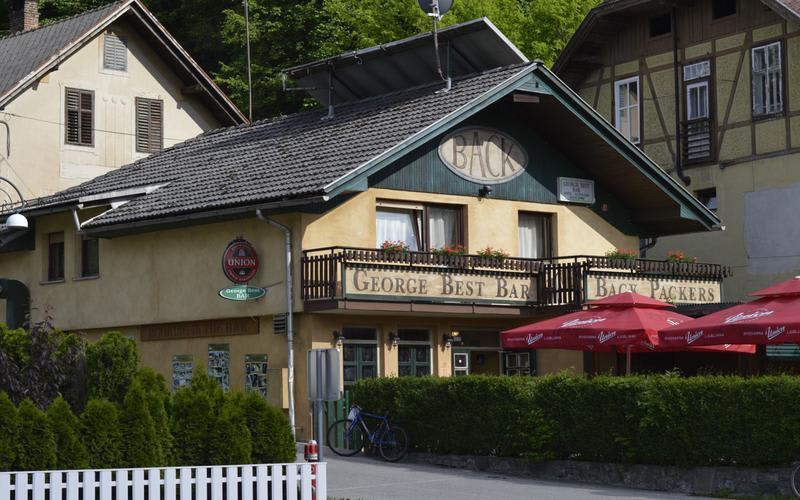 Back Hostel & Bar best hostels in Lake Bled