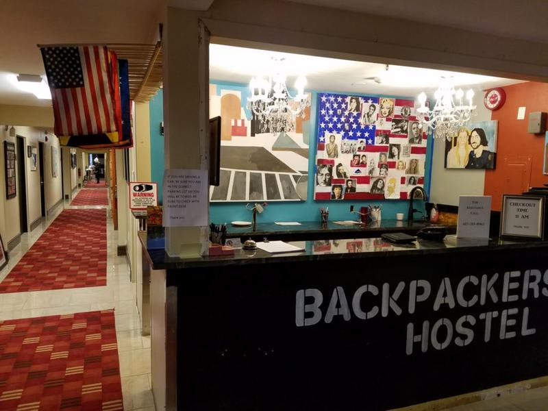 Backpackers Hostel & Pub best hostels in Boston