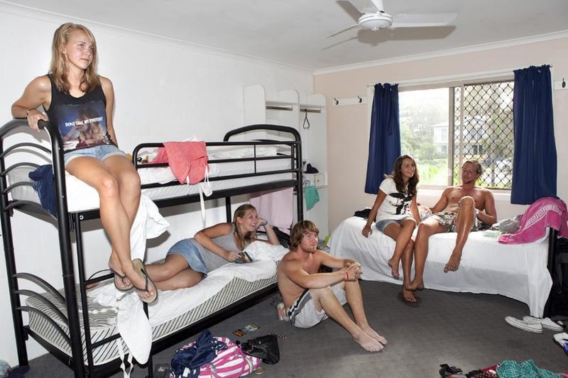 Backpackers Inn on the Beach best hostels in Australia