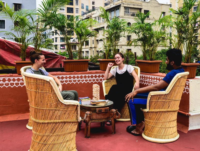 Basti best hostels in Mumbai