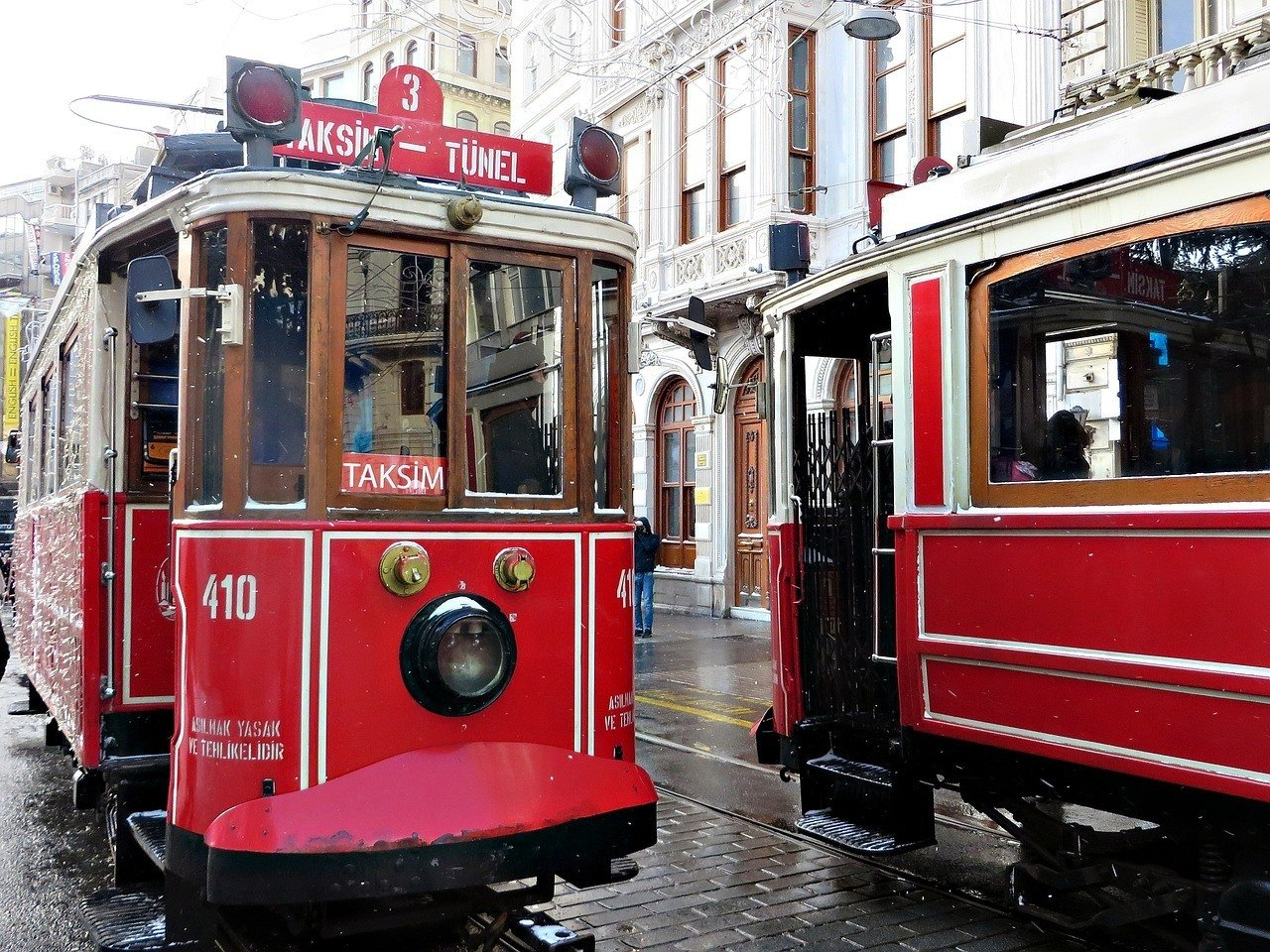 Beyoglu ttd Istanbul