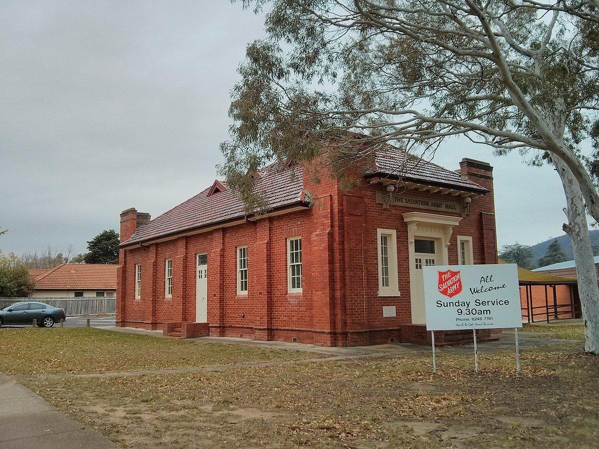 Braddon, Canberra