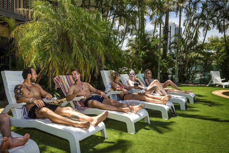 Budds In Surfers best hostels in Surfers Paradise