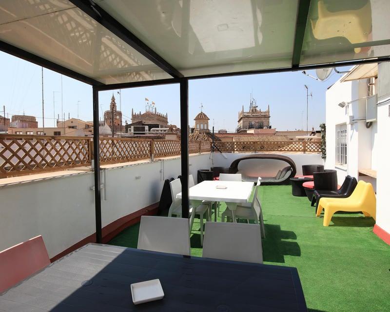 Center Valencia Youth Hostel best hostels in Spain