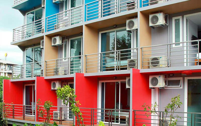 Cheeky Monkeys Hostel best hostels in Koh Samui