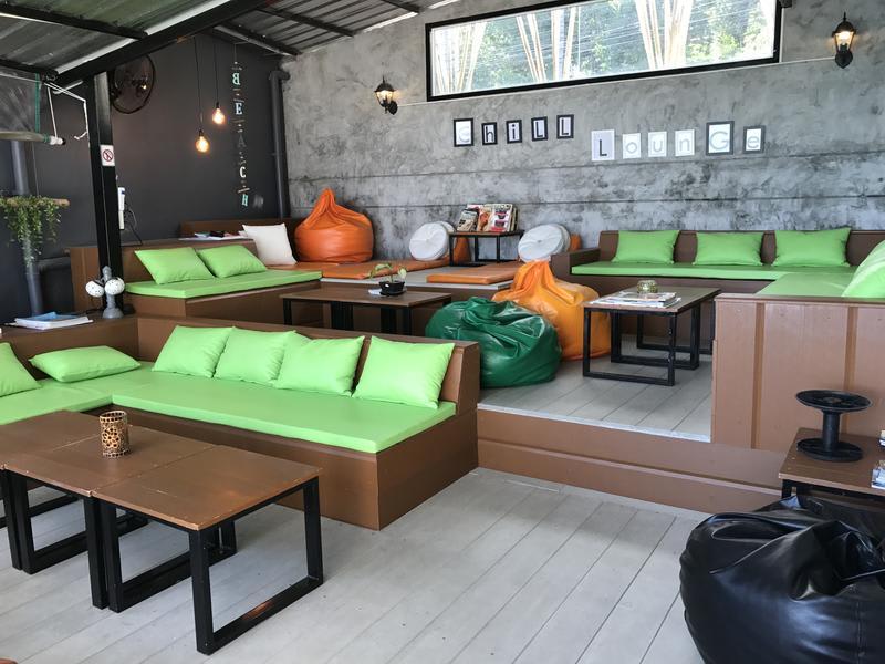Chill Inn Beach Cafe & Hostel best hostels in Koh Samui
