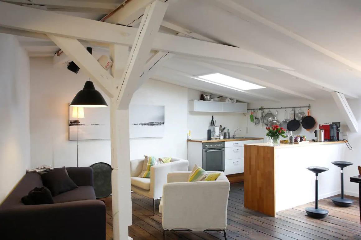 Cozy apartment in mid Schanzenviertel