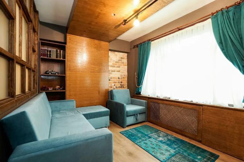 Cozy apartment with Turkish Bath