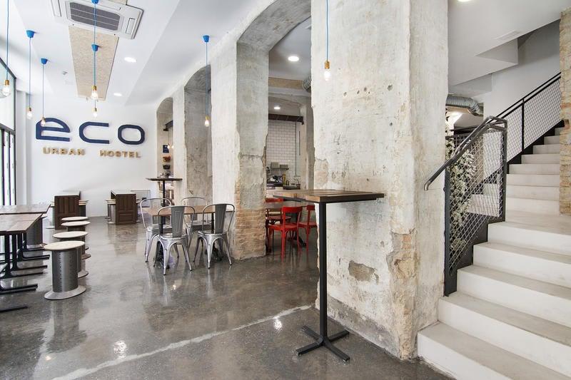 ECO Hostel best hostels in Spain