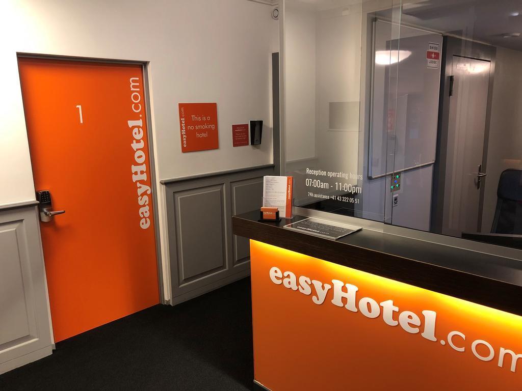 Easy Hotel Zurich best cheap hotels in Zurich