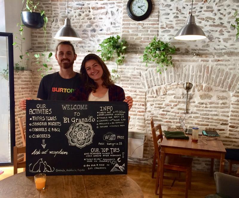 El Granado best hostels in Spain