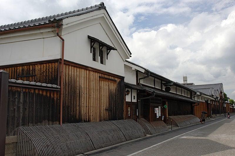 Gekkeikan Okura, sake museum in Kyoto