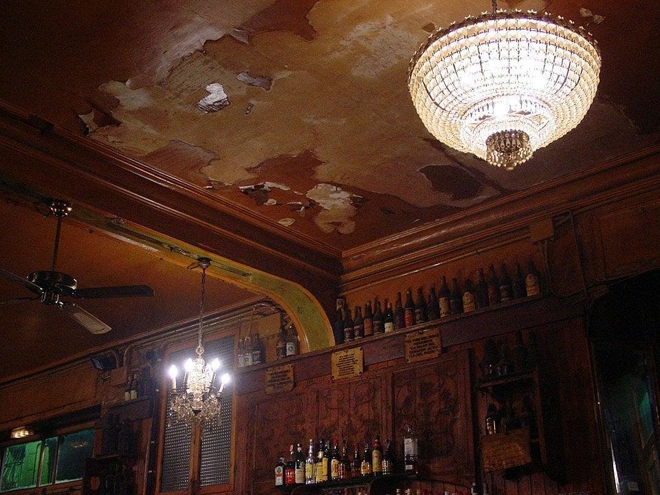 Get smashed at Bar Marsella the oldest bar in Barcelona