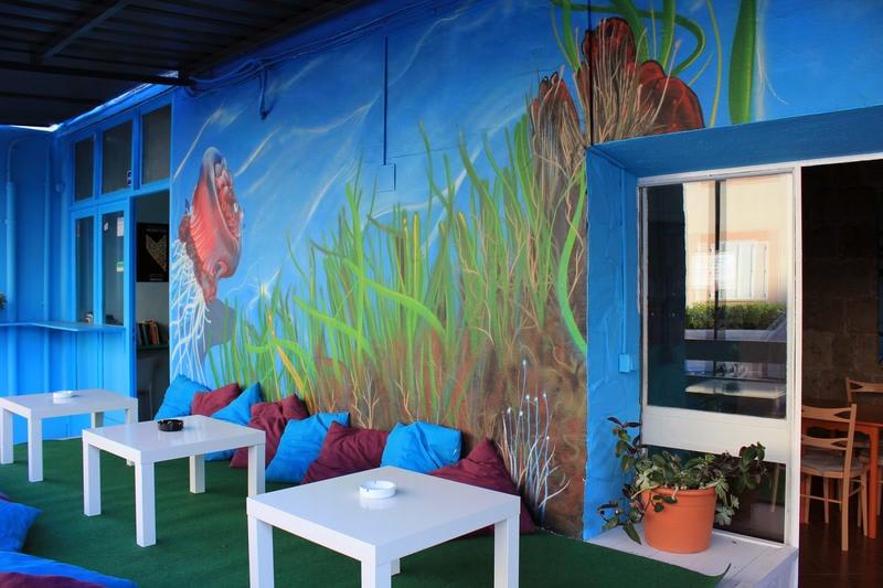 Giramundo Hostel best hostels in Ibiza