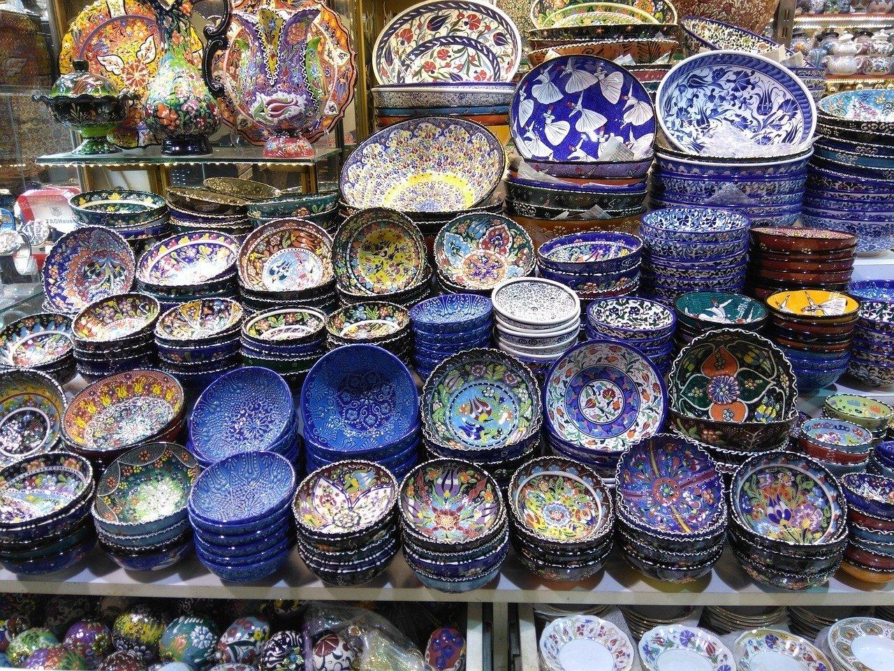 Grand Bazaar ttd Istanbul