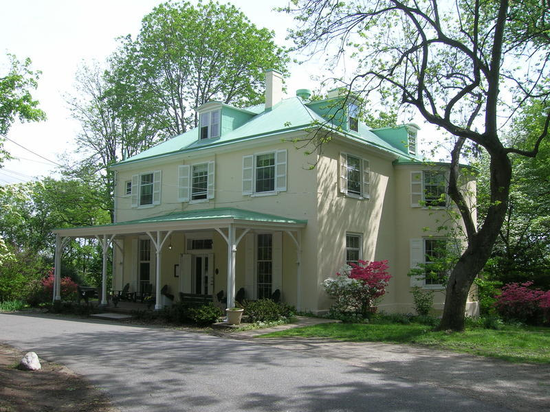 HI Chamounix Mansion best hostels in Philadelphia
