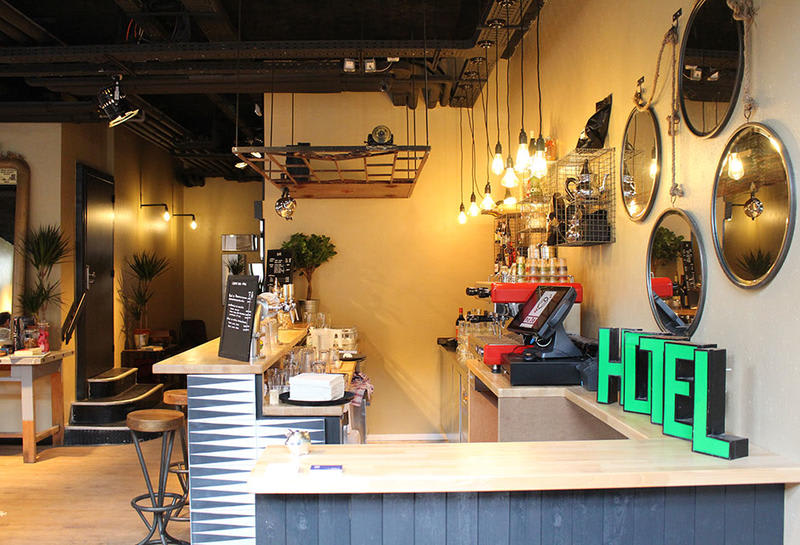 Ho36 Hostel best hostels in Lyon
