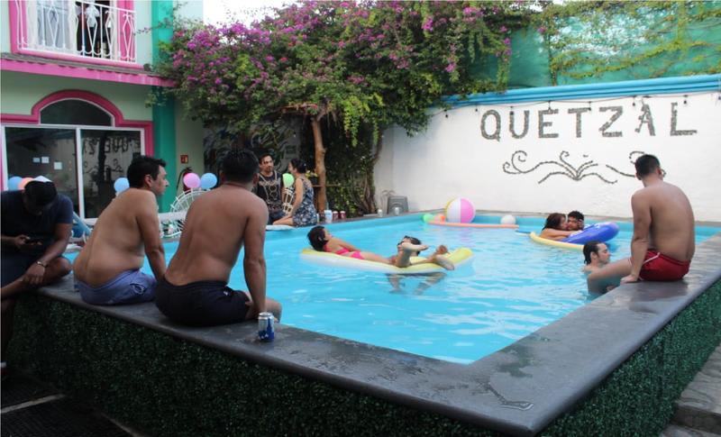 Hostel Quetzal best hostels in Cancun