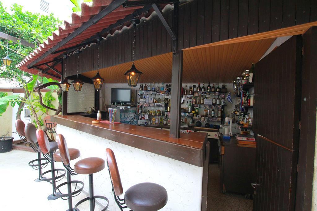 Hotel Anastasia - best cheap hotel in Rhodes