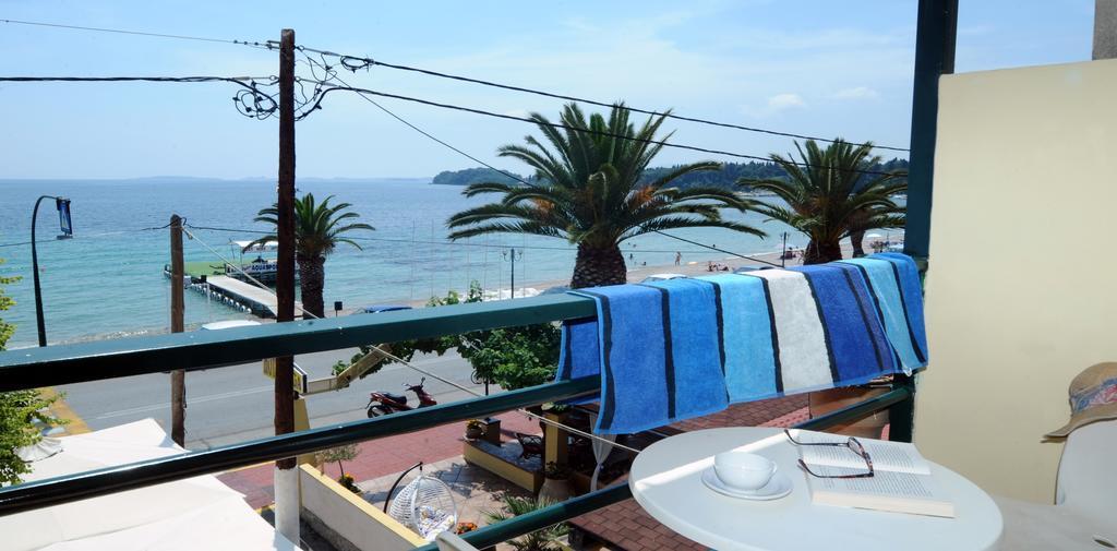 Hotel Costa best hostels in Corfu
