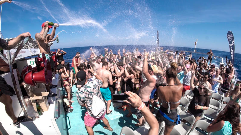 Ibiza Party Camp best hostels in Ibiza