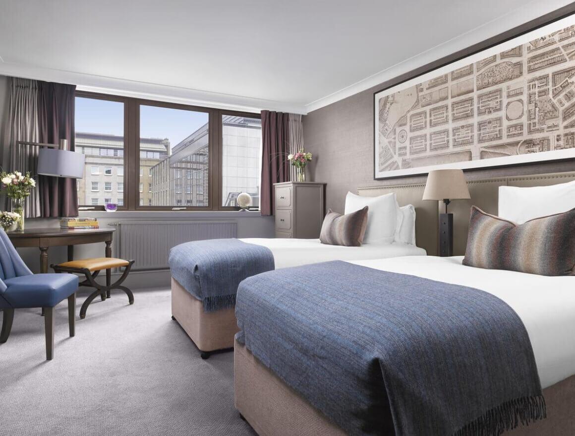 InterContinental Hotels - Edinburgh The George
