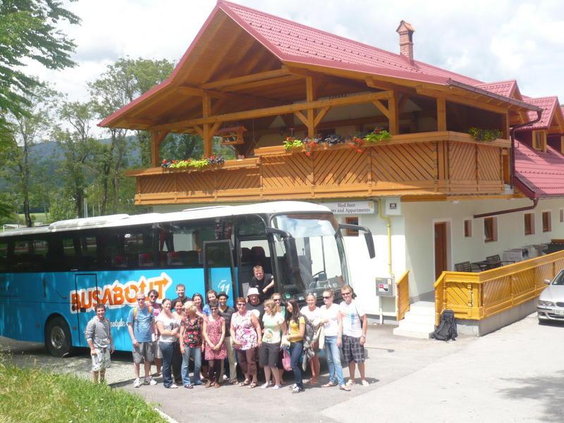 Jazz Hostel & Apartments best hostels in Lake Bled