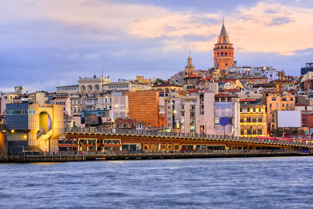 Karakoy ttd Istanbul