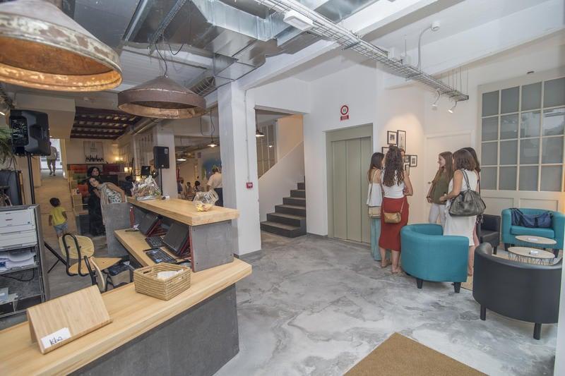 Koba Hostel best hostels in San Sebastian