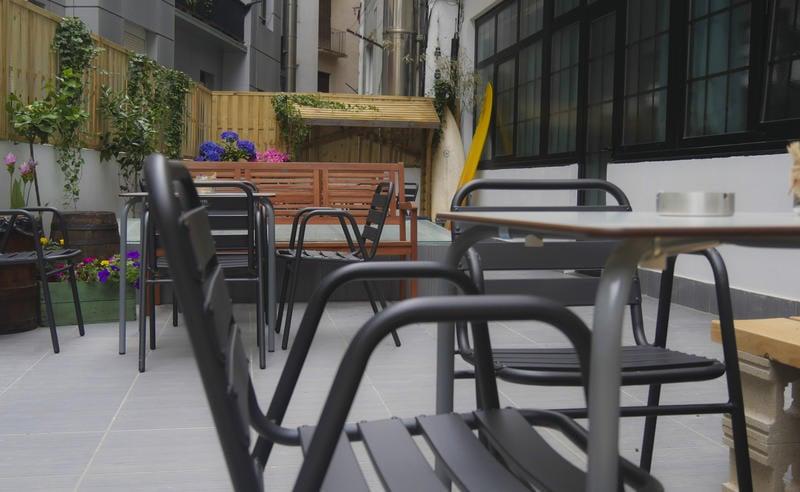 Koba Hostel best hostels in Spain